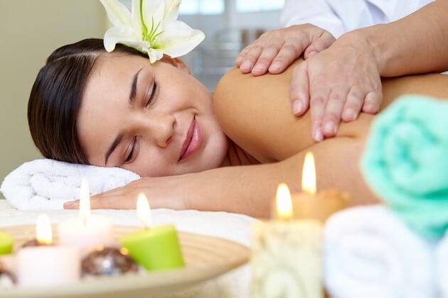 L'effleurage - technique de massage