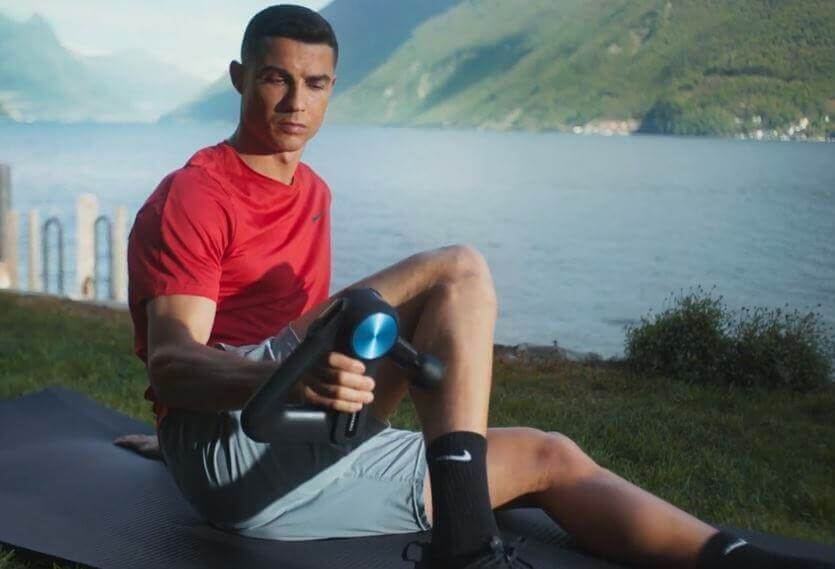 Theragun Pro - Christiano Ronaldo